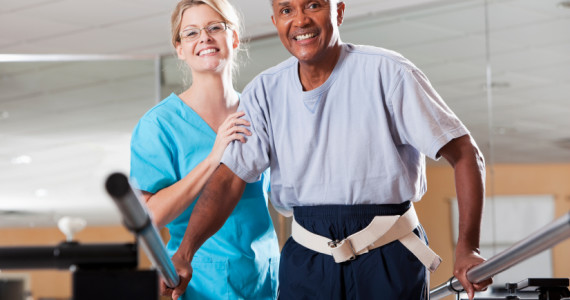 Balance and Gait Training – Vestibular Rehabilitation