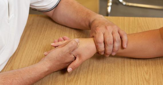 Hand Rehabilitation Clinic at New Jersey