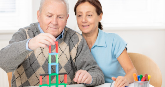 Geriatric Rehabilitation Physiotherapy