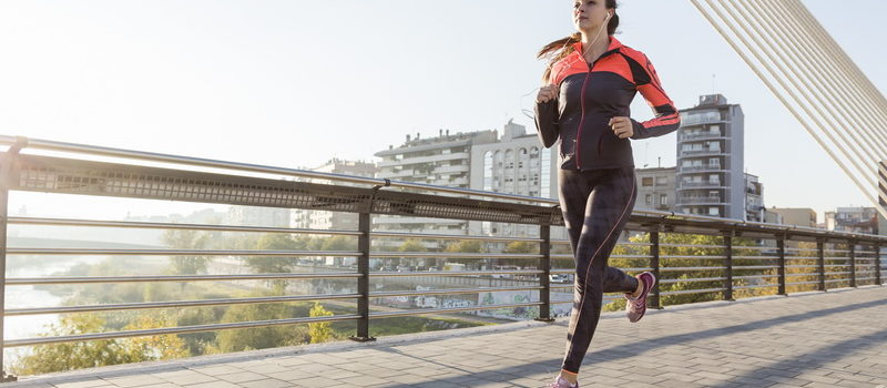 Exercise as an effective way to fight jet lag and keep you fresh