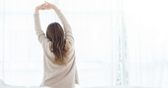 Start your day with this awesome morning stretching exercise